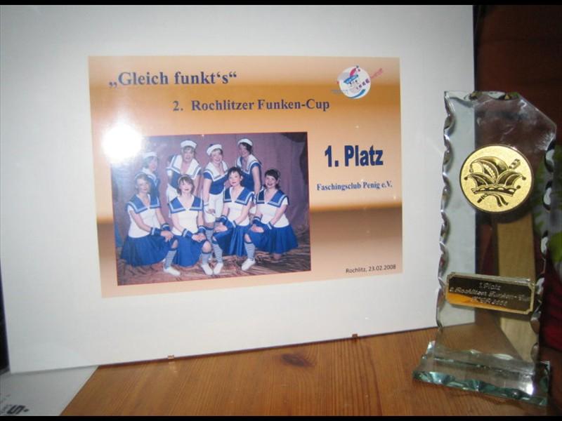 2008 RL Winner