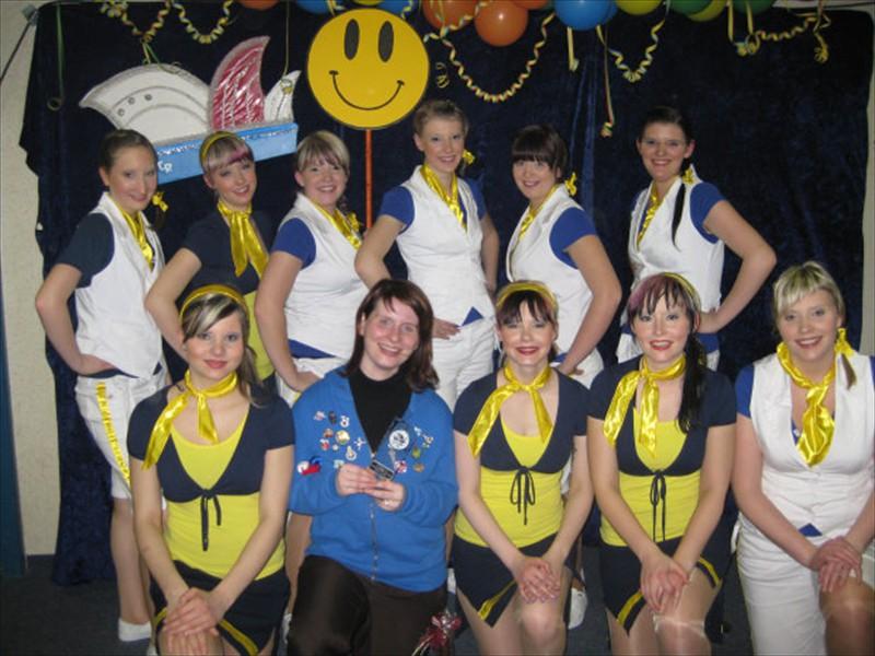 2009 Showtanzgruppe